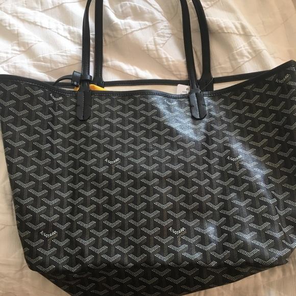 acf3153240 Goyard Handbags - Brand new goyard pm tote bag in black